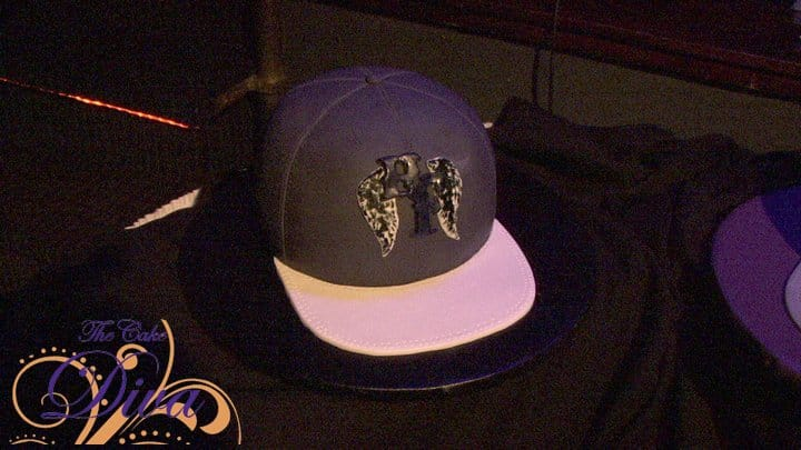 Highfly Baseball Cap cake