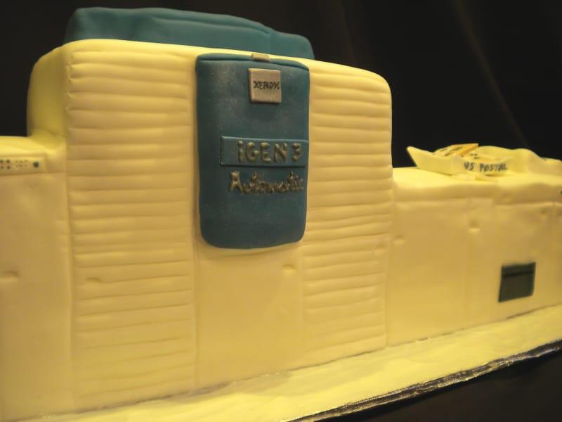 iGen Printer cake
