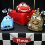 Cars Movie Cake MN